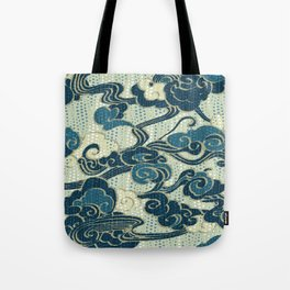 April Rain Tote Bag