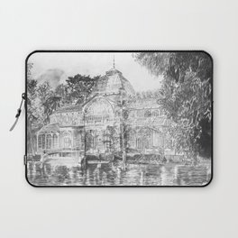 Crystal Palace (El Retiro Park - Madrid) Laptop Sleeve