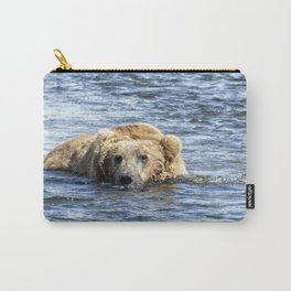Brown Bear Cooling Off Carry-All Pouch