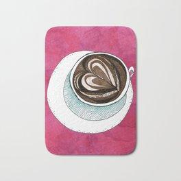 Latte Bath Mat