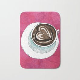 Latte Bath Mat