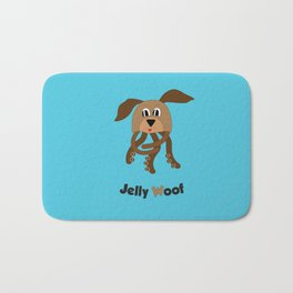 Jelly Woof Bath Mat