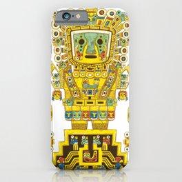 Viracocha Color iPhone Case