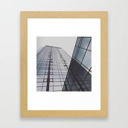 Gothia Reflections Framed Art Print