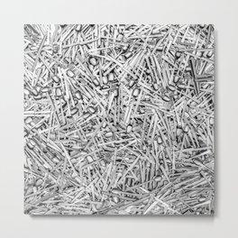 Cutlery Metal Print