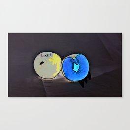 plum #2 Canvas Print