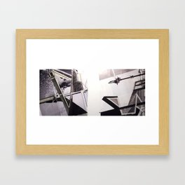 """Value"" Framed Art Print"
