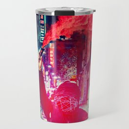 Urban Rebellion by GEN Z Travel Mug