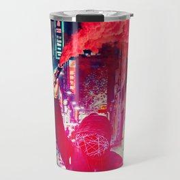 Urban Rebellion by GEN Z Travel Mug