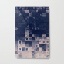 Cubeboard N2 Metal Print