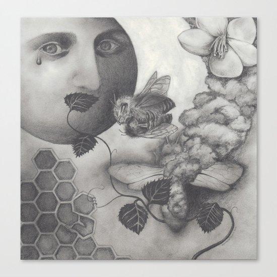 Arcanus Evanescens Canvas Print