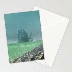 atmosphere 4 · Future comes Stationery Cards