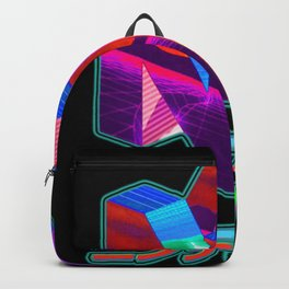 Nintendo 64 Vaporwave Backpack