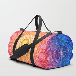 The Mandala Art #2 Duffle Bag