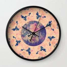 Merge or Emerge Wall Clock