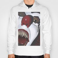 pennywise Hoodies featuring Pennywise by Kristen Champion