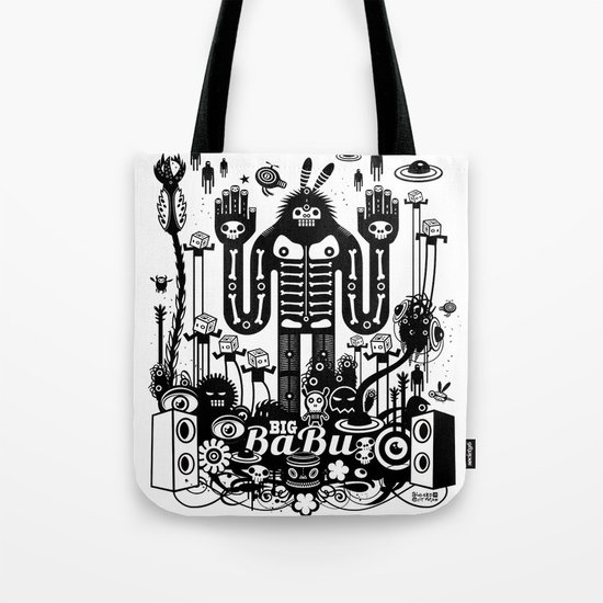 Big Babu Tote Bag