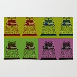 Daleks Rug