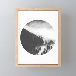 forest °7 Framed Mini Art Print