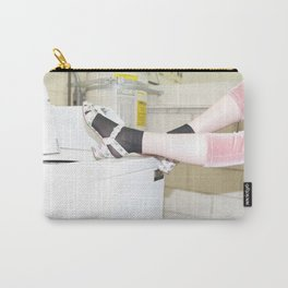 Quarters for Laundry Carry-All Pouch