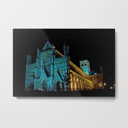 St Albans Cathedral Metal Print