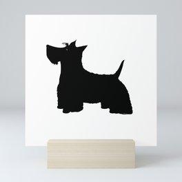 Scotty Mini Art Print