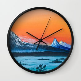 Helheim Wall Clock