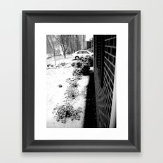 Winter Wonder Framed Art Print