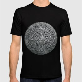 Aztec Cthulhu T-shirt