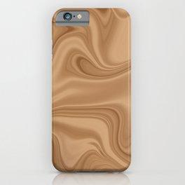 BEIGE MARBLE  iPhone Case