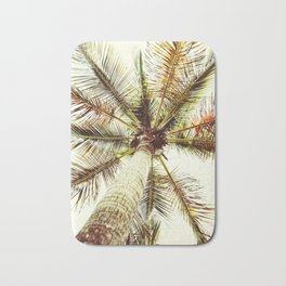 Perfect Palm Tree Bath Mat
