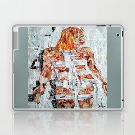 LEELOO THE FIFTH ELEMENT Laptop & iPad Skin