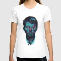 radiohead T-shirts featuring Thom Yorke (Radiohead) by charlotvanh