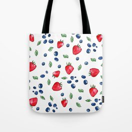 Summer mode on Tote Bag