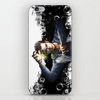 stiles iPhone & iPod Skins featuring Void Stiles by Hosio