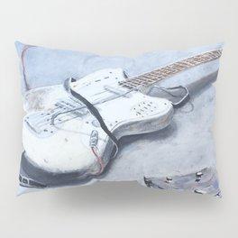 rock n roll guitar Pillow Sham