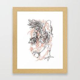 Emu2 Framed Art Print