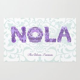 Nola rosemaling inspiration Rug