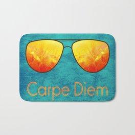 Carpe Diem Bath Mat
