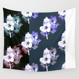 Blossom Print Wall Tapestry