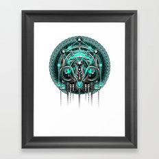 New Visionaries: Cryotek Framed Art Print