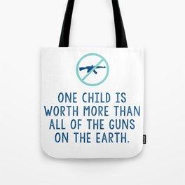 GUN5 Tote Bag