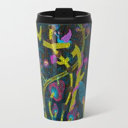 Magic mushrooms Travel Mug