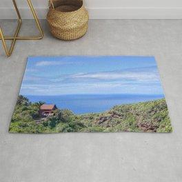 Little House on La Palma Rug