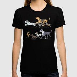 Trotting Terriers T-shirt