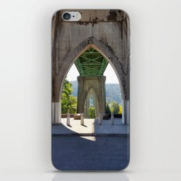 The Cathedral of St. John's Bridge iPhone Skin