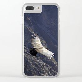 Condor Clear iPhone Case
