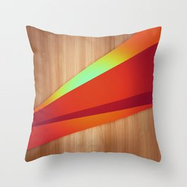 Session 13: XXXIV Throw Pillow