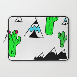 TeePee Party Laptop Sleeve