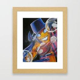 Madcap Framed Art Print